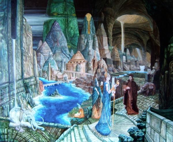 Agarta ve Dabbet'ül-Arz İlişkisi