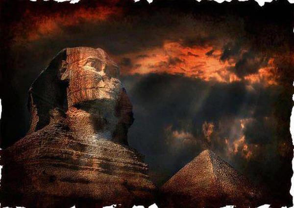 Piramitler Tufan�dan �ncemi �n�a Edildi?