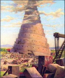 Babil Kulesi ve Babil