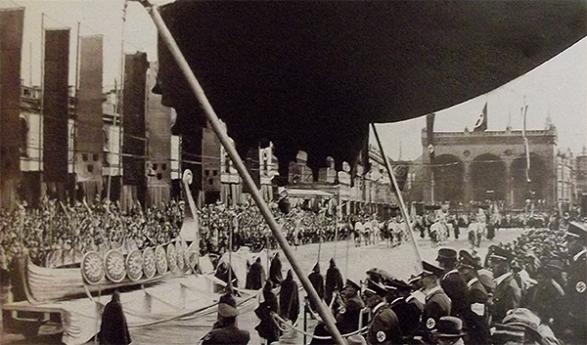 1938 Munich Nazi Aryan
