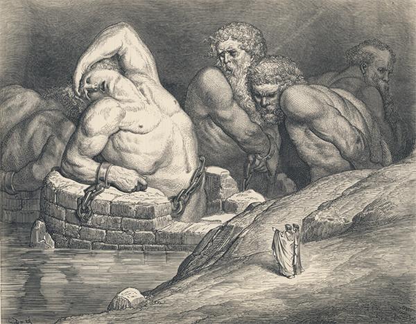 Gustave Dore Titans